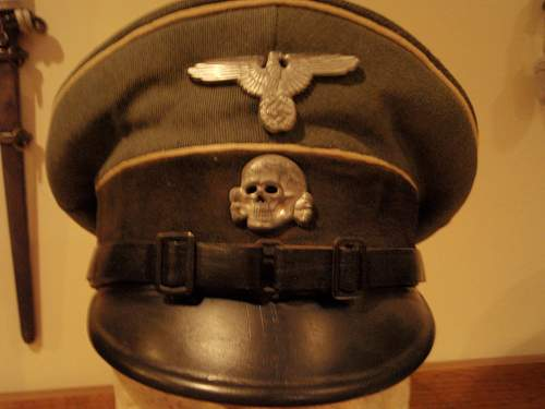 Click image for larger version.  Name:EAR;Y GRAY SS NCO HAT 006.jpg Views:113 Size:183.7 KB ID:210862