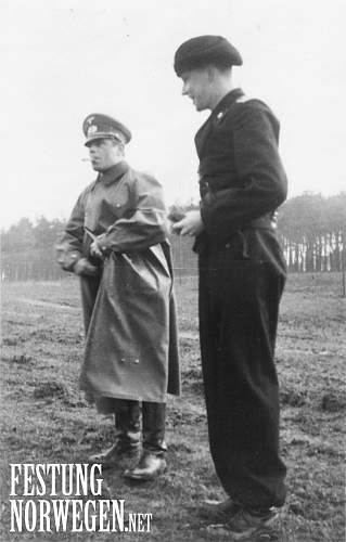 Hermann Goering Div Panzer Beret!