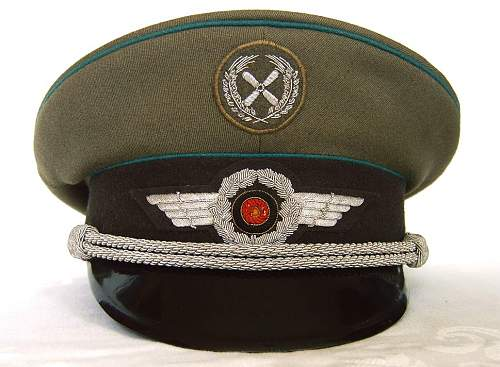 (WWII?) German Officer's Cap