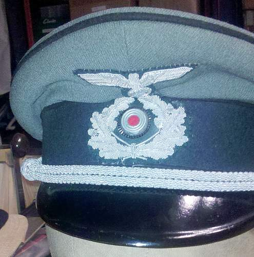 Pioneer Visor Cap. Would like some opinions please...