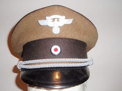 NSKK Officer Schirmutze