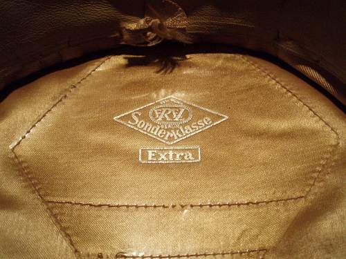 Click image for larger version.  Name:Erel gray SS officer hat 004.jpg Views:92 Size:139.8 KB ID:226520