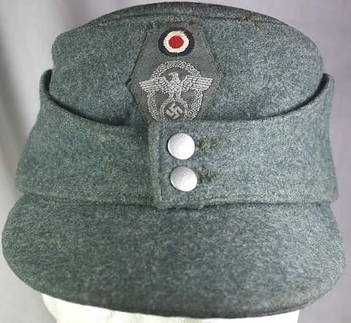 Polizei M43 cap