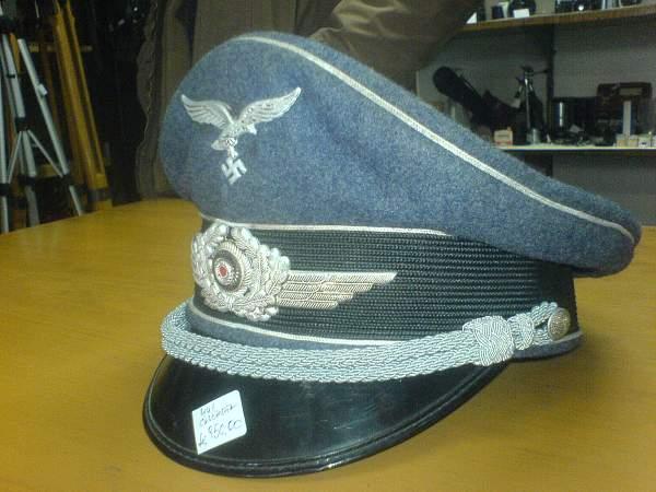 Luftwaffe schirmutze