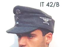 Italian SS cap?