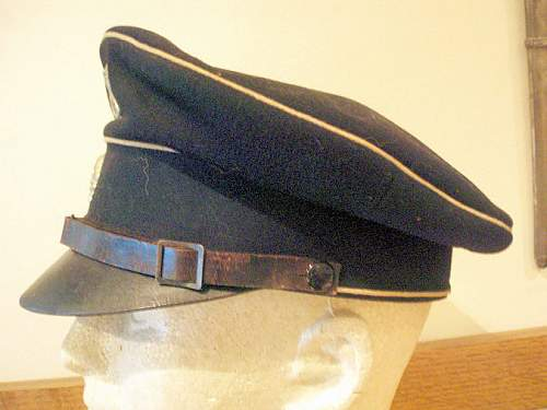 an early black cap