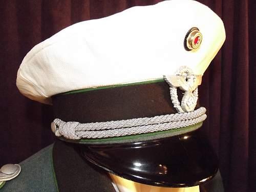 Polizei Headgear