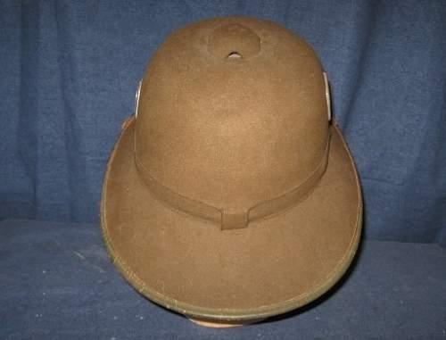1942 JHS Tropenhelm