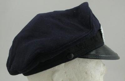 German veterans drkb iron cross visor hat
