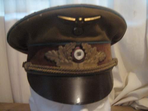 Info required on NSDAP ortz leaders schirmutze