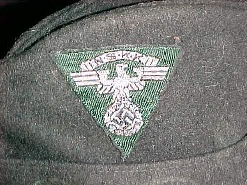 NSKK side cap