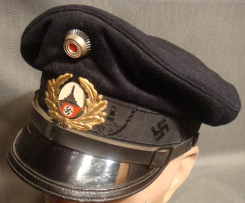 Kyffhäuserbund cap