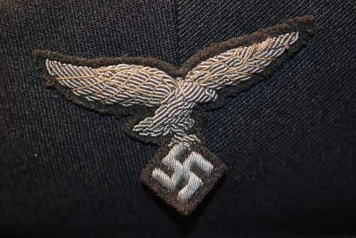 Click image for larger version.  Name:Luftwaffe%20Officer%20visor%20VL-120%20bg6.jpg Views:126 Size:121.2 KB ID:302990