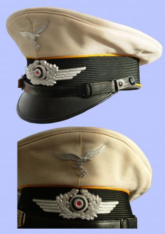 Caps with exterior tags?