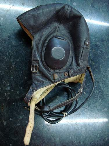 Luftwaffe Flying Helmet - Opinion Please