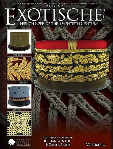 New TR Headgear Book:  Exotische
