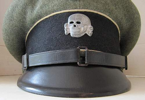 Thoughts on Waffen SS Visor