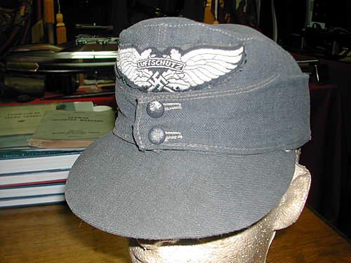 Luftschutz and  Related - SHD and Luftschutzpolizei