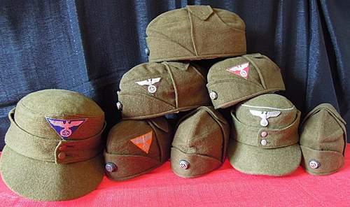 Early sa side cap