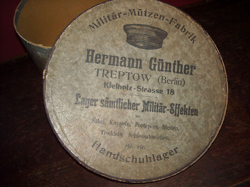 Anyone here bidding on this Imperial Schirmmuetze?
