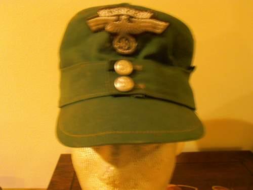 NSKK Drill Cap