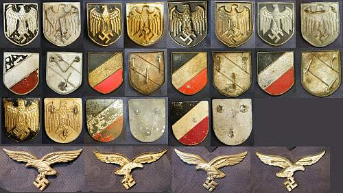 Click image for larger version.  Name:Tropenhelm shield collection.jpg Views:140 Size:242.4 KB ID:410680