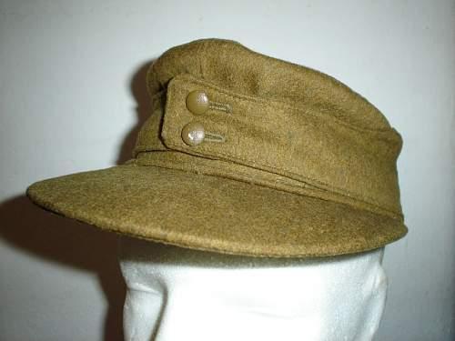 which cap ?