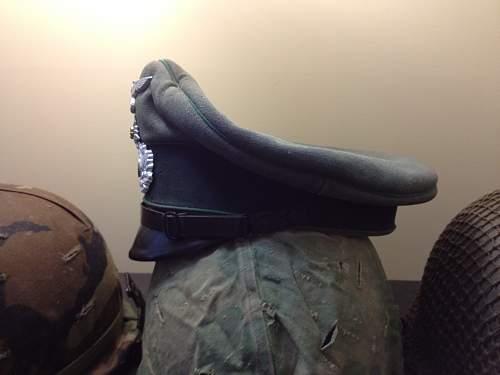 Trade my GJ visor for a Deact C96 Mauser?