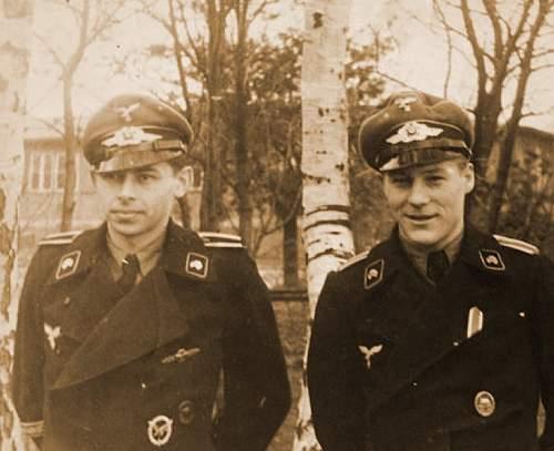 Hermann Goring Visor