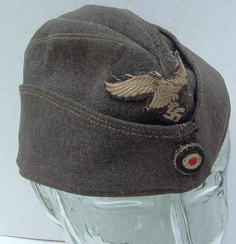 Luftwaffe Caps 1 Salty & 1 Minty