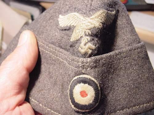 luftwaffe caps