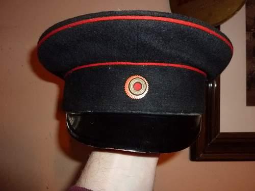 Unknown Kaiserreich/Weimar Visor