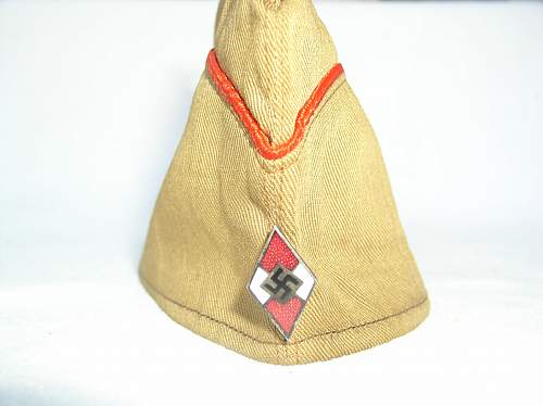HJ side cap