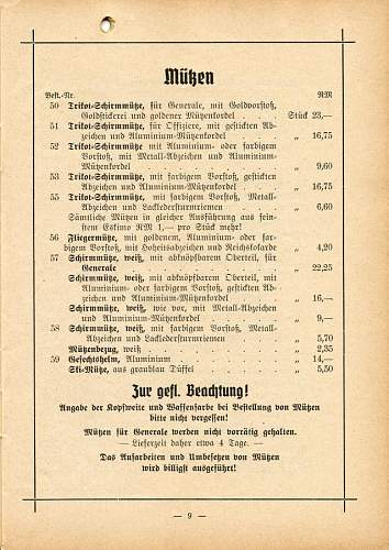 Click image for larger version.  Name:Luftwaffe Price List #3.jpg Views:92 Size:115.7 KB ID:459450