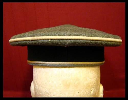 Pekuro NCO Infantry Cap
