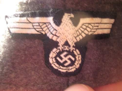 Female side cap? Signal Corp.