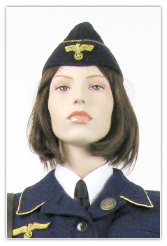Nice Site With Complete Uniforms on Mannequins