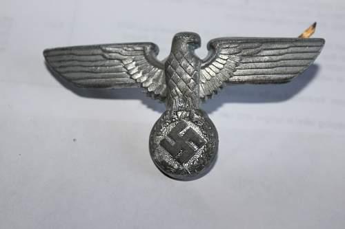 Does this SA eagle look correct