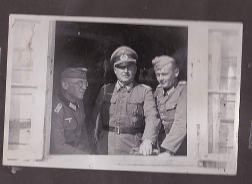 Same man, Different Hats...1910 - 1943