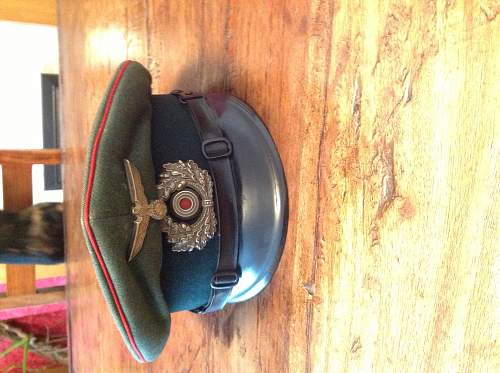 Can any one tell me about this cap it was my fathers for many years