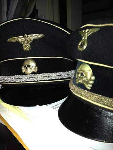 What is your Holy Grail?  (Cloth Headgear Only!)
