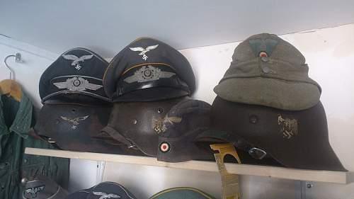 New 43 model cap