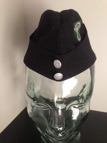 My New N.S.K.K Feild cap