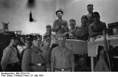 Goering white cap fake ca. 1973