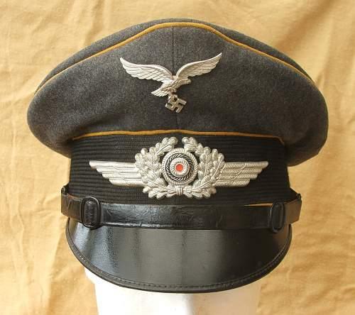 Click image for larger version.  Name:Bad Aibling Flight visor cap 007.jpg Views:68 Size:214.6 KB ID:585611