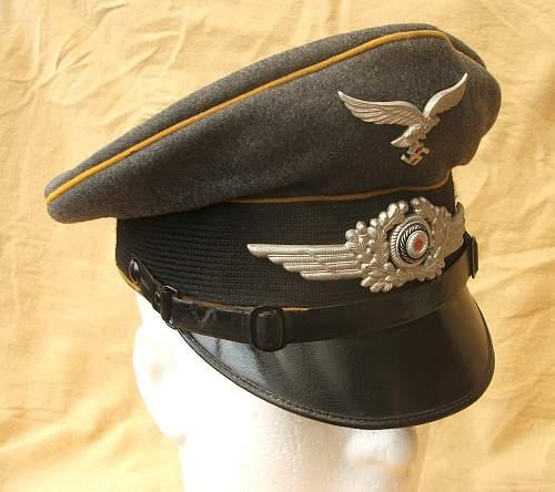 Click image for larger version.  Name:Bad Aibling Flight visor cap 012.jpg Views:75 Size:209.4 KB ID:585616