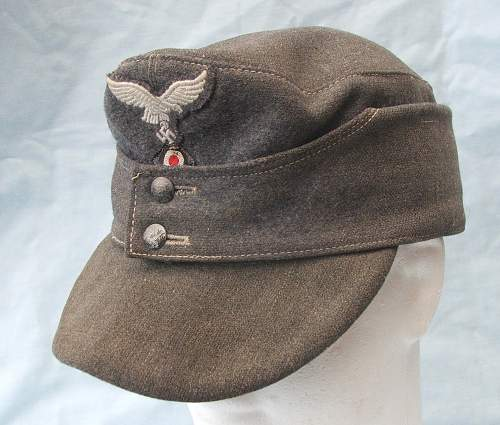Click image for larger version.  Name:Luftwaffe Other Ranks M43 cap 001.jpg Views:222 Size:220.0 KB ID:585662
