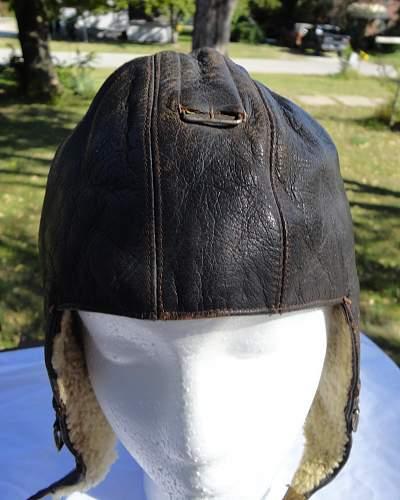 Luftwaffe LKP flight helmet