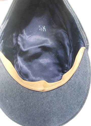 Click image for larger version.  Name:M43 Officer cap trapezoid insignia 010.jpg Views:63 Size:220.6 KB ID:586691