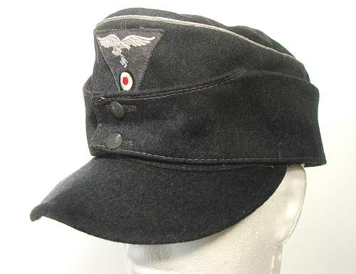 Click image for larger version.  Name:M43 Officer cap RB marked 001.jpg Views:117 Size:218.0 KB ID:586695